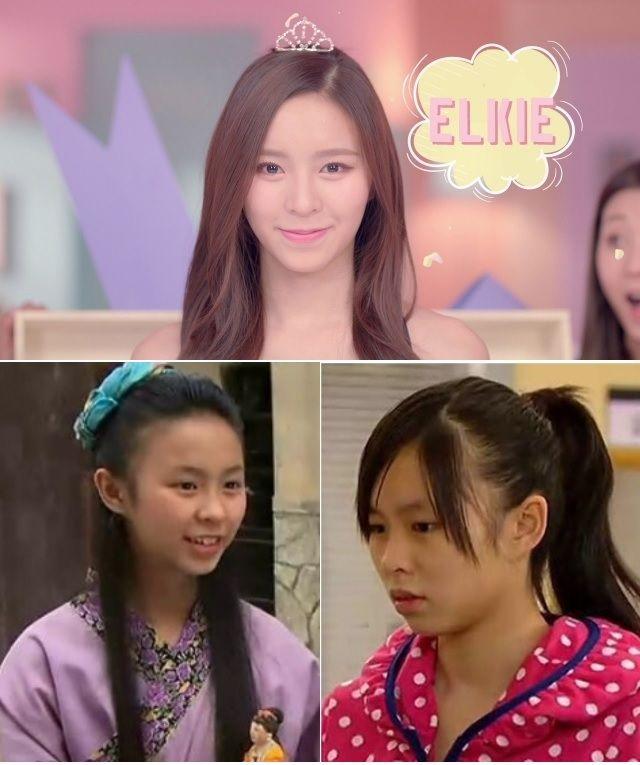 ELKIE(莊錠欣)加入CLC出道 香港童星背景公開