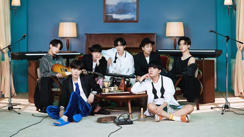 BTS防弹少年团7位成员的房产:柾国76亿购梨泰院独栋别墅,Jin连买3套房还送给父母