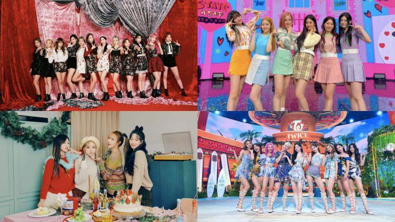 終極PS(II) — 把少女時代、TWICE、BLACKPINK等女團合成一體,製造顏值超高的「新」成員!
