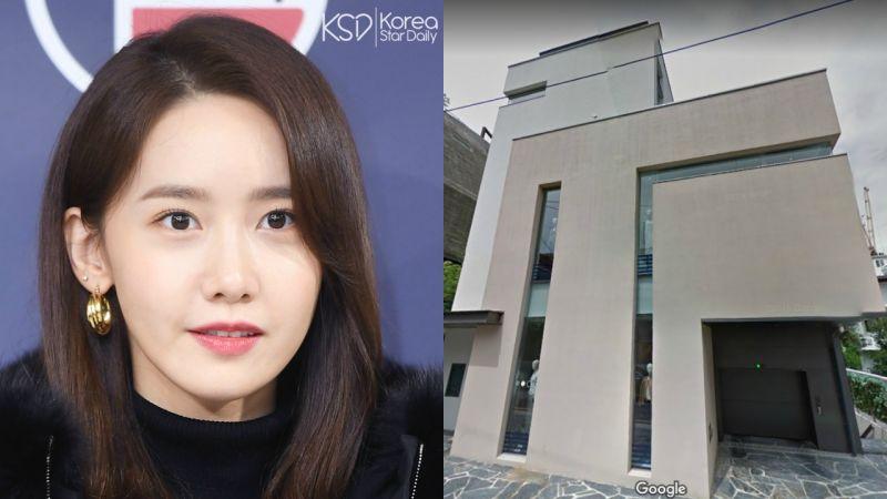 少女时代润娥豪掷100亿韩元,成江南清潭洞建筑物主!