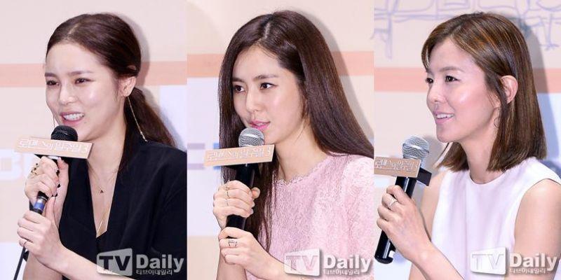 《浪漫的一周3》發佈會:朴詩妍呼籲媽媽一定要旅遊