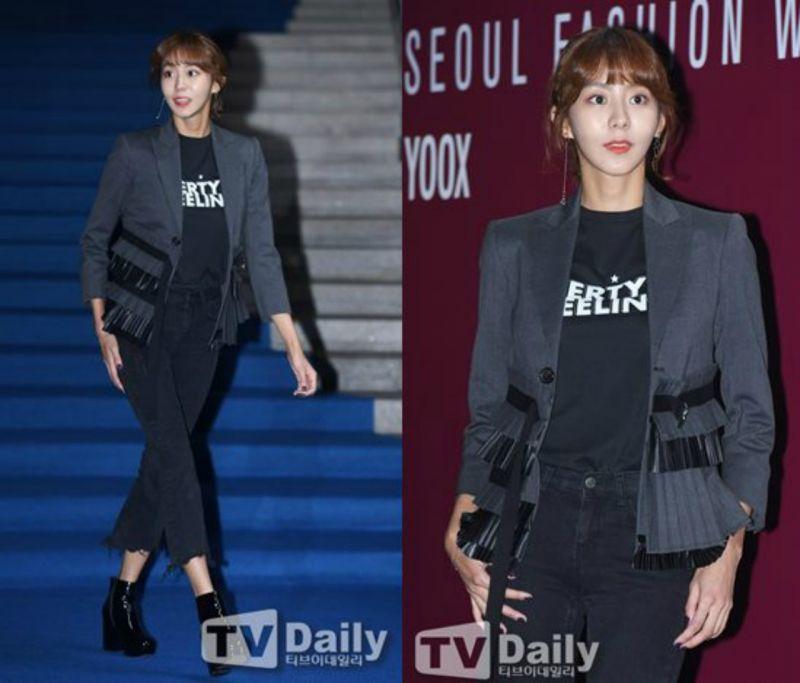 健康女神去哪了? UIE出席首尔时尚周活动身形爆瘦引发关注