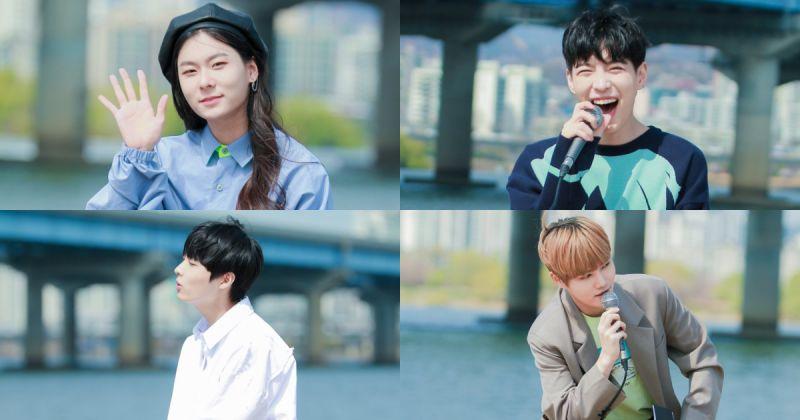 張文福、成賢宇、尹熙石、李輝燦出道在即 敲定團名「LIMITLESS」!