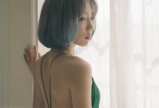 少女時代太妍個人首張正規專輯《My Voice》歌單&預告照再公開