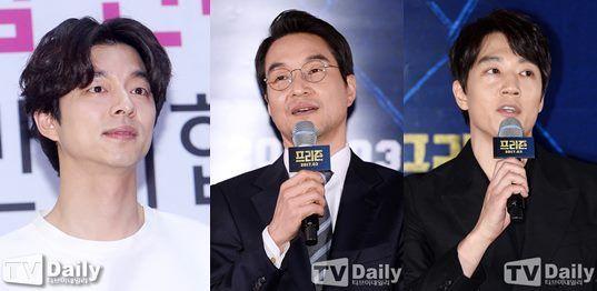 孔劉獲4月電影演員品牌評價一位 《監獄》韓石圭、金來沅緊追在後