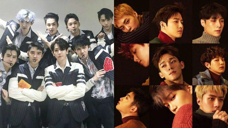冬天因你們而溫暖!EXO 冬季特別專輯將於 21 日發行