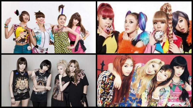 来回顾一下2NE1的经典歌曲吧!