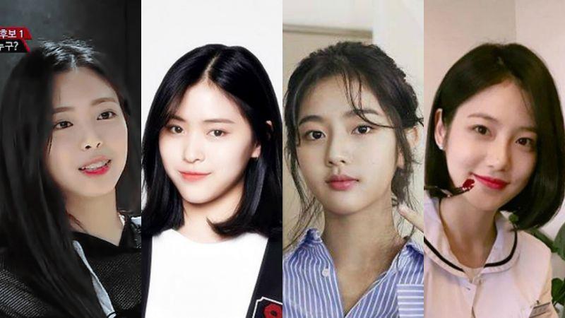 JYP家有Shin氏四大美女,誰會成為JYP的當家花旦呢?