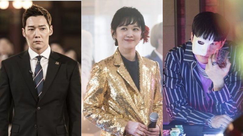 崔振赫、张娜拉、 申成禄主演SBS《皇后的品格》公开新剧照及两版预告影片!将於本月(11月)21日首播
