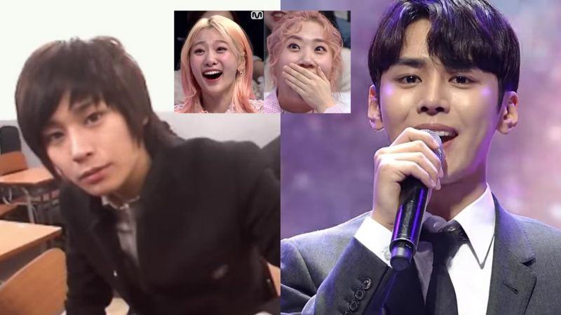 《看見你的聲音》釜山臉讚帥哥登場,公開10年前照片令全場少女瘋狂!