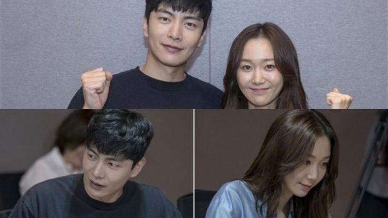 OCN《所有人的謊言》李民基、李裕英等劇本閱讀現場!tvN《Argon》編導新作 預計10月首播