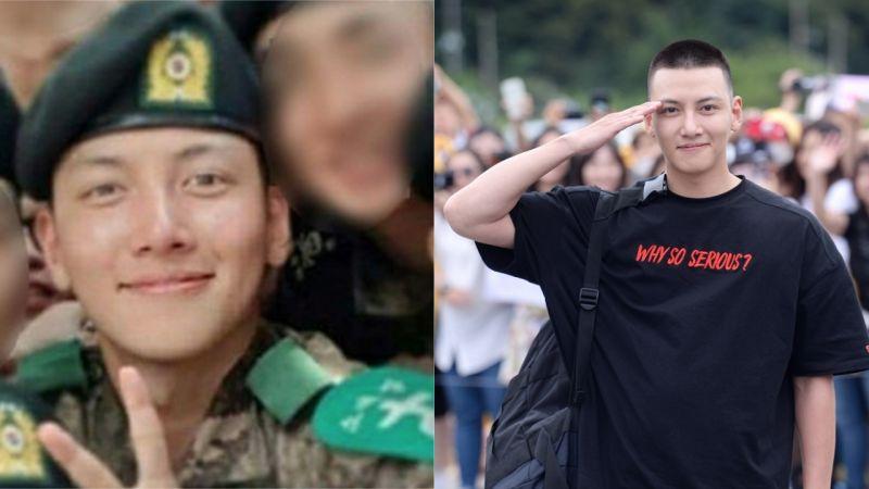 「小隊長」池昌旭今日結束基礎軍事訓練!將在鐵原砲兵旅團服役!