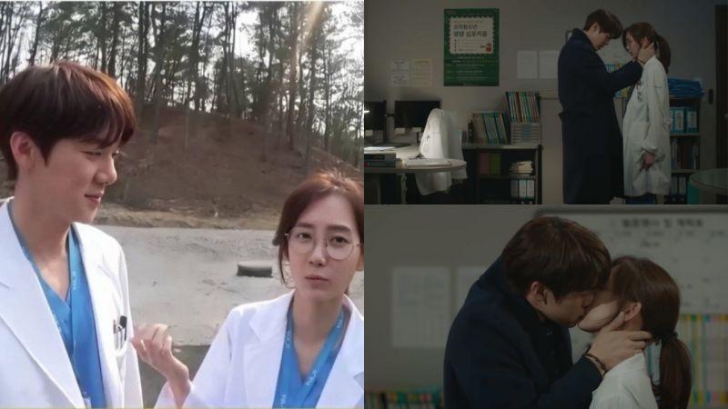 《機智醫生生活》「政源」柳演錫&「冬天」申鉉彬吻戲完整版公開!期待第二季的到來~