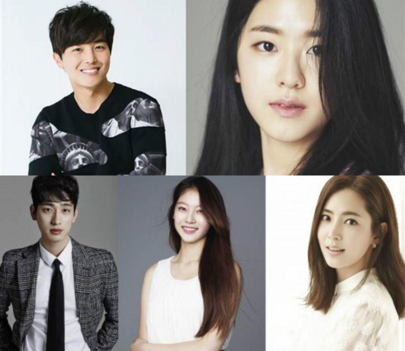 延宇振、朴慧秀主演tvN新劇《內向的老闆》選角確定 明年1月首播