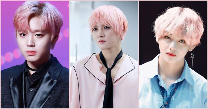 行走的樱花美景!谁是最适合染粉红发的偶像呢?