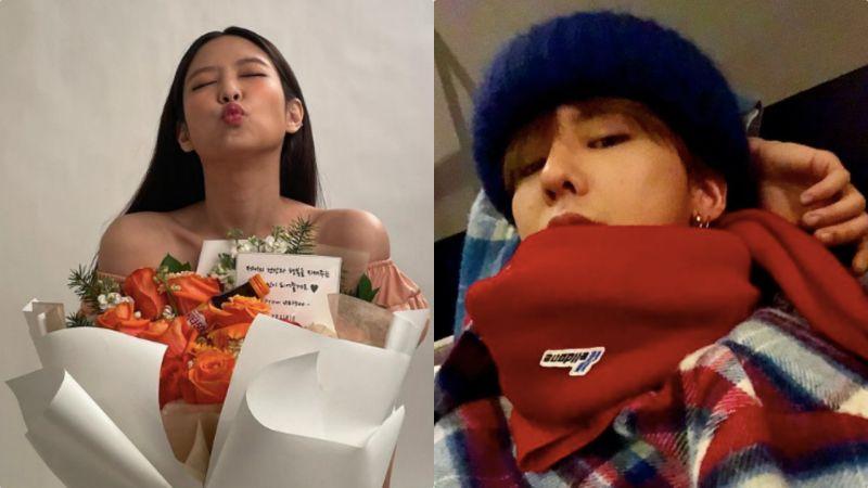 G-Dragon與Jennie一同「現身」秋冬時裝show!