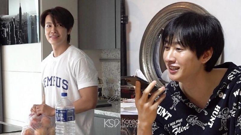 赫海CP来《全知干预视角》啦!Super Junior-D&E 东海、银赫出演照公开~