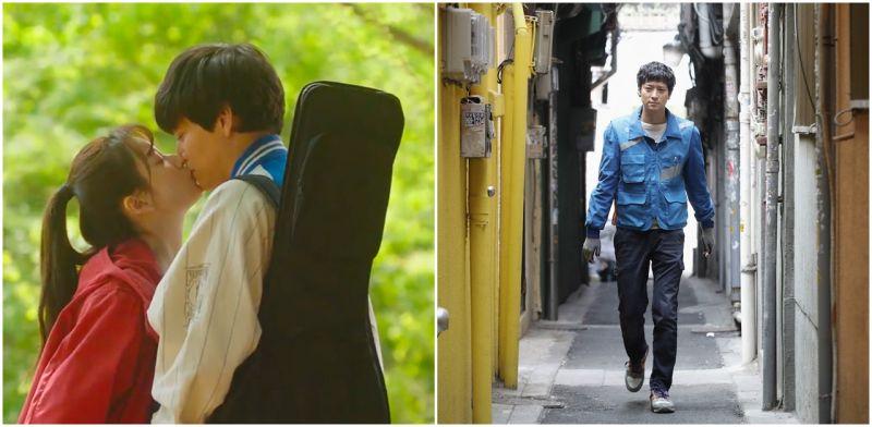 姜棟元最愛宅在家     開拍第二天就吻韓孝周