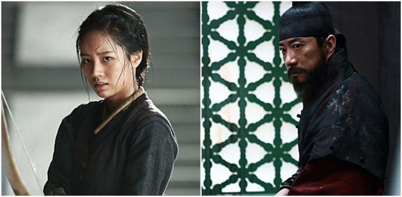 电影《物怪》为韩国首部怪兽动作史剧   海报公开即引发话题