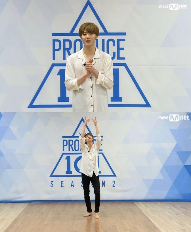 《Produce 101》練習生剽竊VIXX N原創舞蹈 公司出面致歉