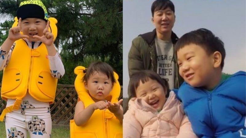 因从KBS辞职,都庆完一家从《超人回来了》下车!本周将播出「撞脸家族」的最后一集