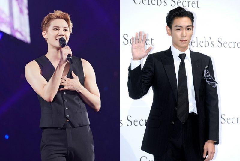 Big Bang TOP & JYJ金俊秀明年2月9日同時入伍