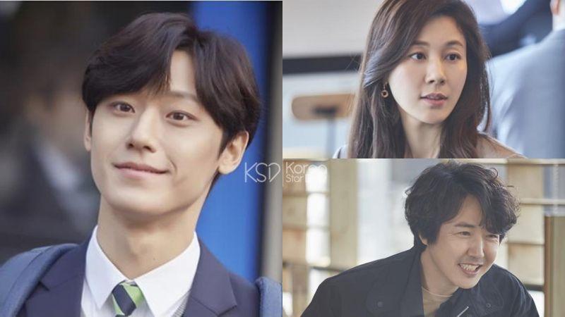 奇幻新劇《回到18歲》李到晛校服&金荷娜&尹相鉉的人物劇照首公開!