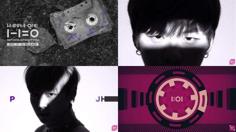 Wanna One確定11月13日回歸! 最新預告片展現深邃氣質魅力