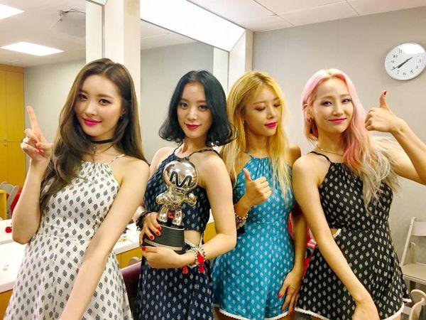 Wonder Girls―JYP 合约将满 尚在讨论续约与否