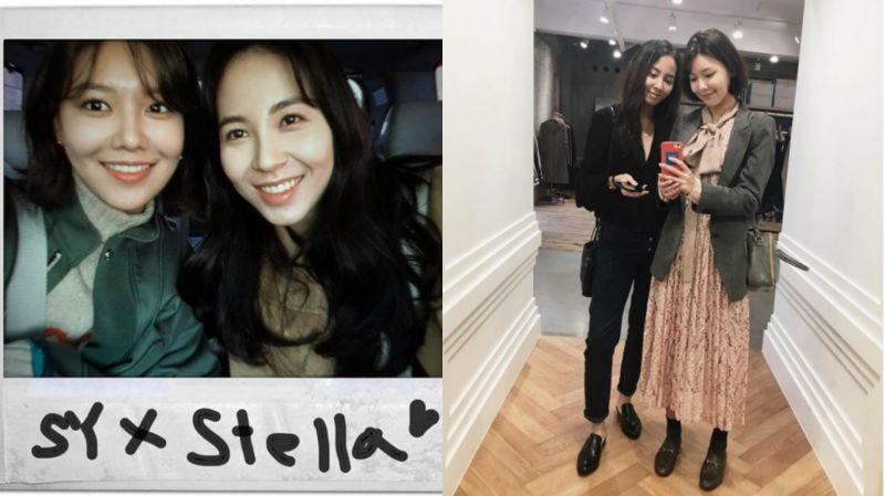少女时代预备成员Stella近况:出演秀英真人秀 与好友一同进行疗愈之旅