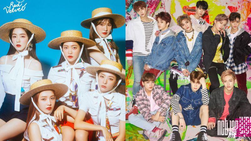 SM 家老么聯手出擊 Red Velvet、NCT 週末登上《a-nation》東京舞台!