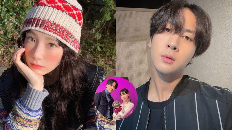 太妍、Ravi被爆已經戀愛一年!SM回應:「兩人只是關係親近的前後輩,戀愛不是事實」