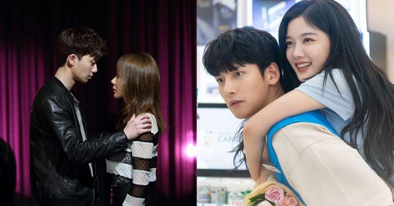 居然差一轮!男女主角实际年龄相差十岁以上的韩剧,即使拍起吻戏也无违和感~