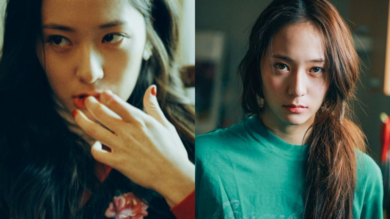 f(x) Krystal X Glen Check金俊元合作企画《I Don`t Wanna Love You》MV公开