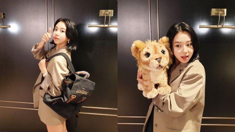 真人版「辛巴」去參加《獅子王》首映禮?粉絲:沒有比她更合適的人了XD