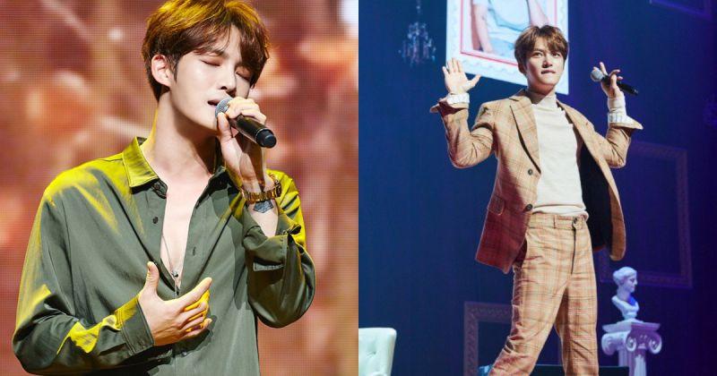 JYJ 金在中公演《J-Party》擴大成亞巡規模 台、港都有場次!