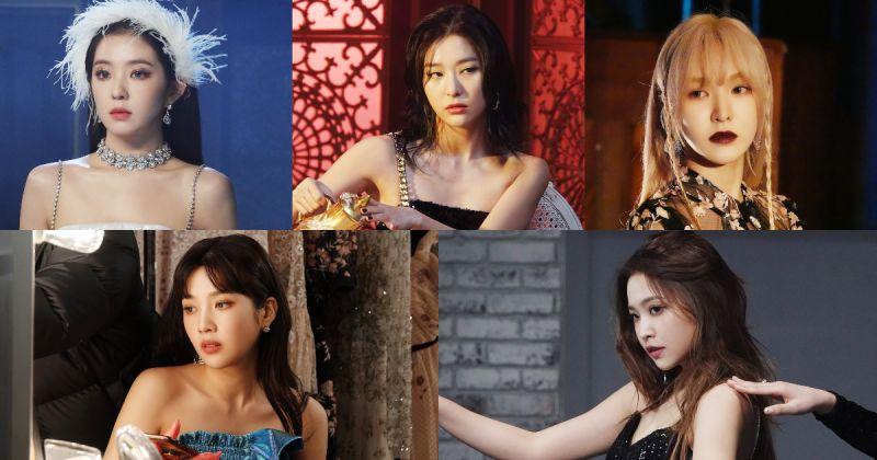 Red Velvet 連兩週「直落三」 已累積六座冠軍獎盃!