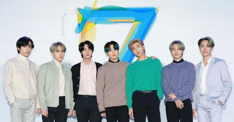 BTS防弹少年团促进韩国在美认知度 获得《Van Fleet Award》肯定!