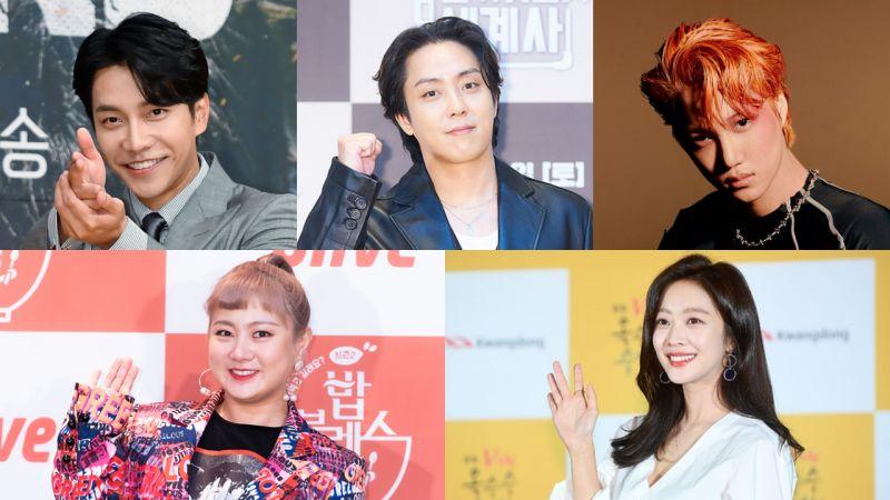 李升基&殷志源&KAI&朴娜莱&曹宝儿有望合作新综艺《来自新世界》