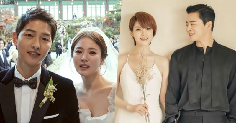 「我的真命天女就是她了!」讓那些男明星下定決心結婚的瞬間...♥
