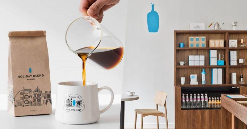 「咖啡業界的Apple」Blue Bottle Coffee藍瓶咖啡上半年進駐首爾