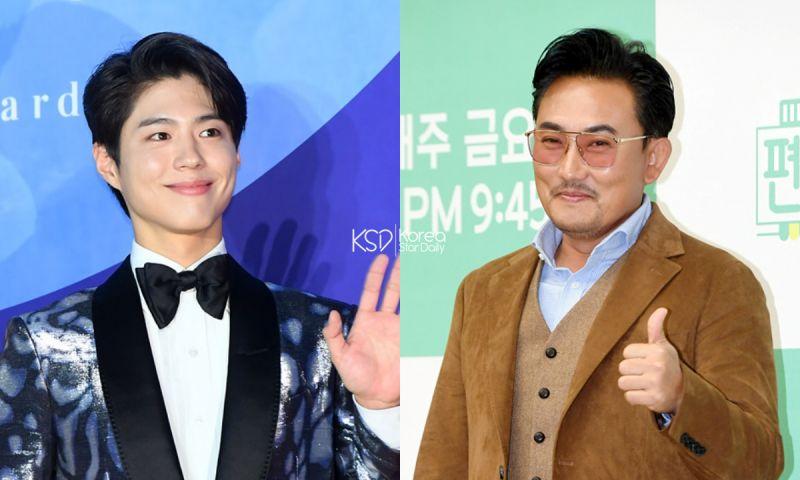 朴寶劍&李承哲將共同做客《柳喜烈的寫生簿》於本週六播出!