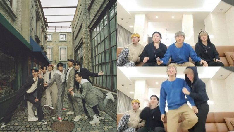 KPOP新歷史!BTS防彈少年團以《Dynamite》入圍葛萊美獎,成員們聽到入圍時的反應公開!