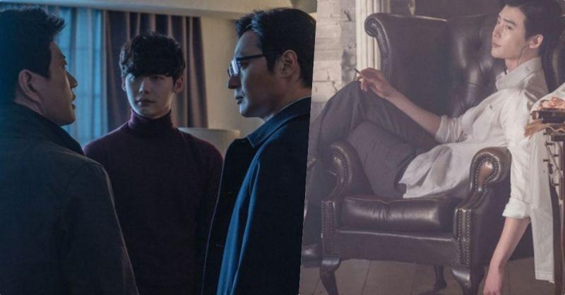 背後冒涼氣~《VIP》暗黑系海報公開 李鐘碩的笑容陰森森