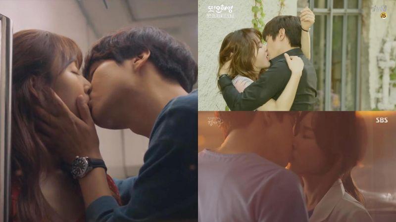 那些年「徐玄振」被壁咚KISS的日子,你觉得最经典的是哪一场呢~?