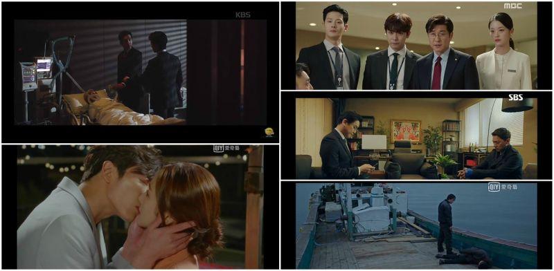 韓劇  本週無線、有線水木收視概況- 無線排名不變,私生活首刷新高