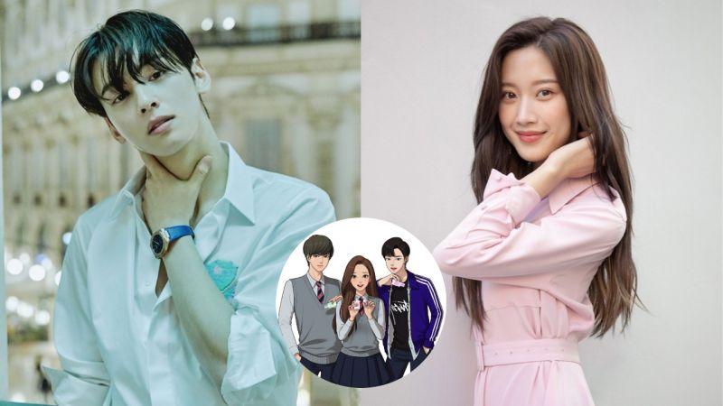 這陣容會讓人超期待啊!文佳煐有望出演tvN新劇《女神降臨》女主角,與車銀優合作!
