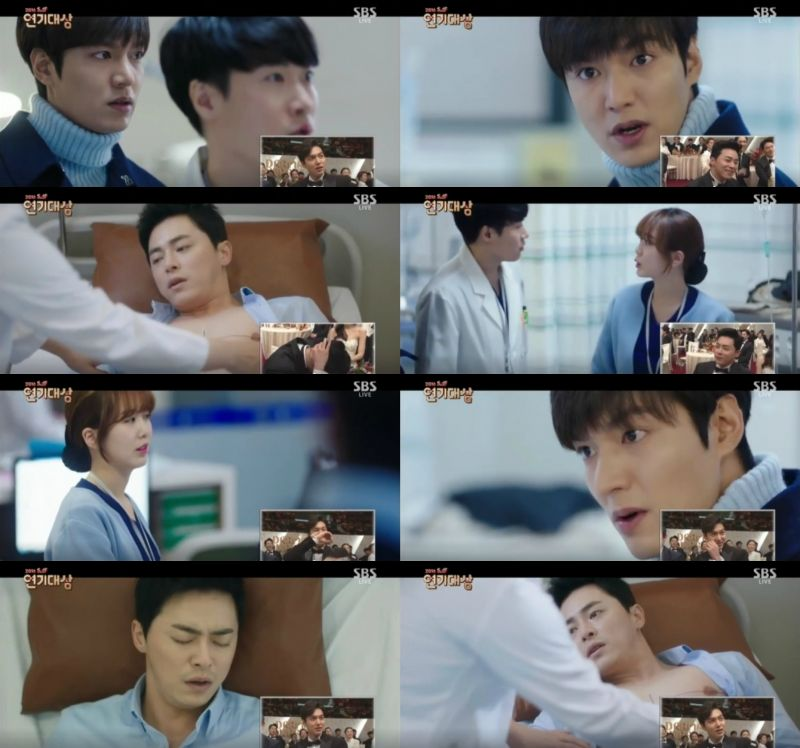 SBS混剪《嫉妒》、《蓝海》 「Bromance」让曹政奭、李敏镐都害羞啦!