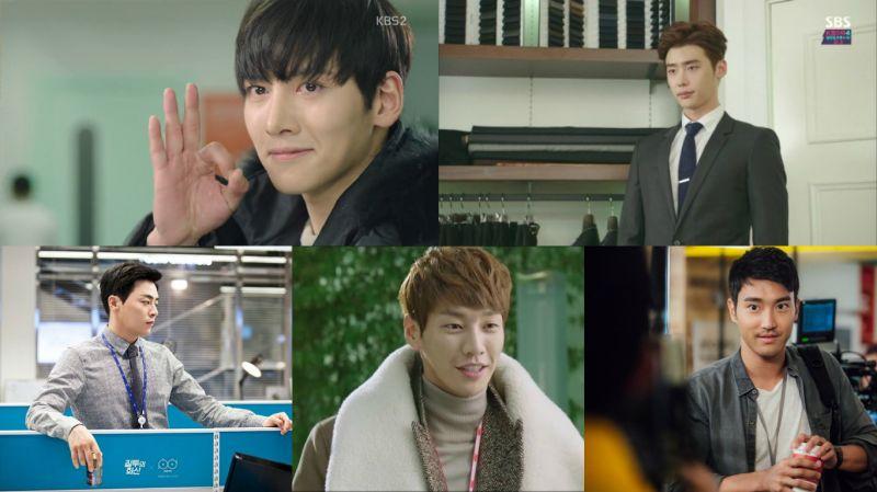 大家都有追《嫉妒的化身》吗?来看看韩剧中还有哪些演过记者的Oppa吧!