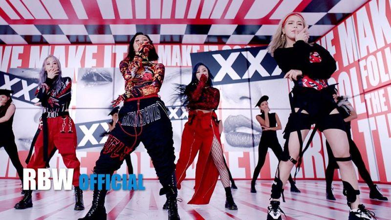 MAMAMOO 新歌《HIP》预告霸气公开:「这个领域由我们接手啦!」